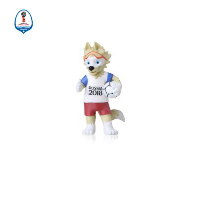 WORLD CUP 2018俄羅斯世界杯吉祥物收藏版-站立款1066 拼接色