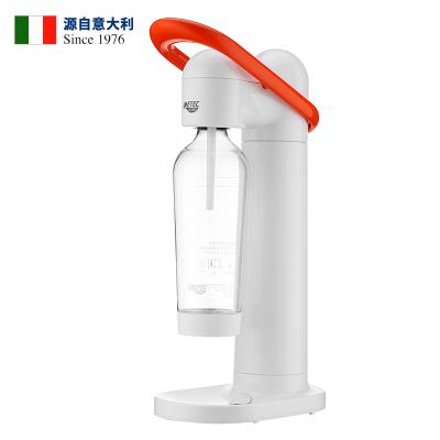 意美特(IMETEC) 商用气泡水机 家用苏打水机 汽水饮料机HR188 白色绿柄