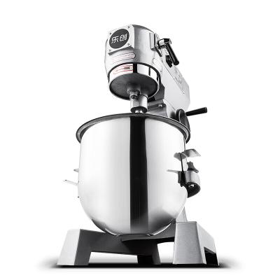 樂創(lecon)B20 商用和面機廚師機揉面機攪拌機打蛋器20升