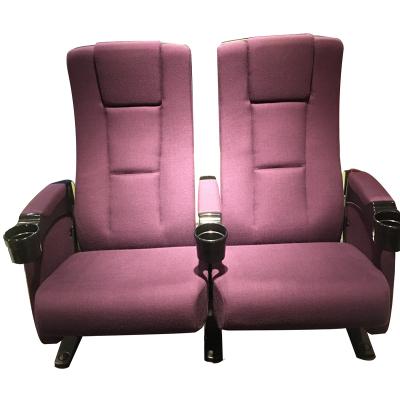 RD5519高级麻绒普通座椅