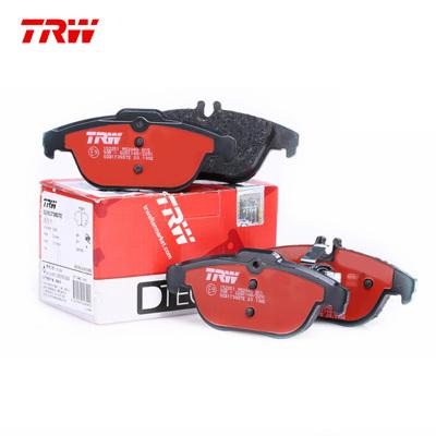 天合(TRW)前剎車片GDB7985DT適用于15-16款英菲尼迪Q50L陶瓷前剎車片汽車
