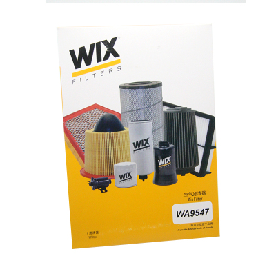 WIX Машины агаар шүүгч  WA9547