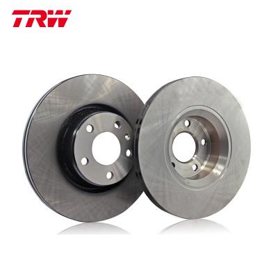 天合(TRW)前剎車盤DF7927適用于瑞納 兩廂 瑞奕 K2 1.4L 1.6L