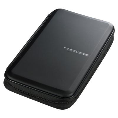 日本山業(Sanwa)56片裝藍光光盤包/藍光碟片包/藍光CD/DVD包/硬殼包FCD-WLBD56BK(購買備注顏色)