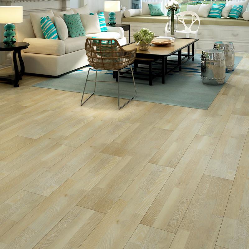 贝尔地板 强化复合木地板 三拼真木纹12mm 厂家直销 挪威西海岸