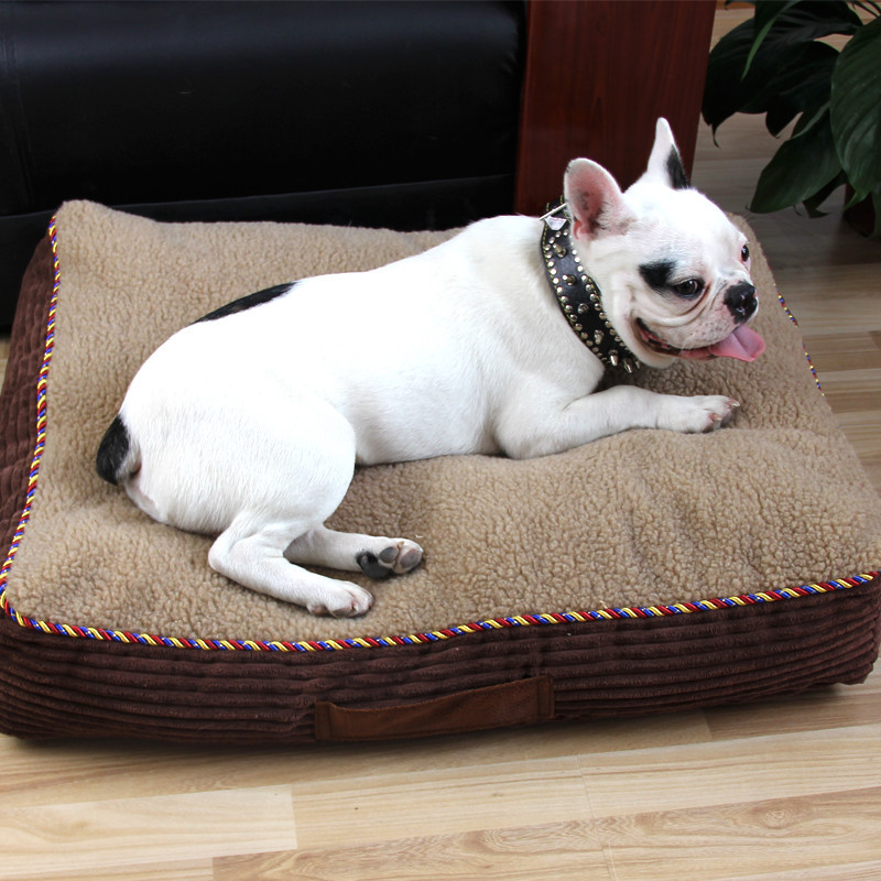 妞派特 狗狗垫子狗毯子宠物狗狗垫 垫子耐咬加厚棉垫泰迪四季床垫