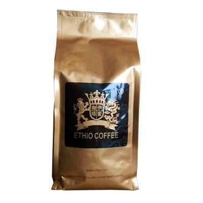 伊索咖啡Ethio 伊索2号特选蓝山风味咖啡454g 阿拉比卡咖啡豆精心烘焙 单品咖啡 酸甘苦醇平衡芳香