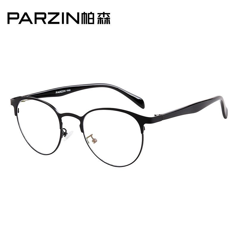 帕森新款眼镜架 男女时尚复古眼镜框 金属眼镜框架5062