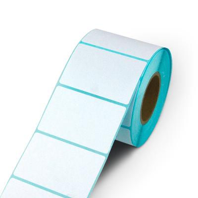 賀氏愛寶(hes&aibao) 熱敏不干膠條碼紙 單卷 標簽紙 60mm*40mm*500張