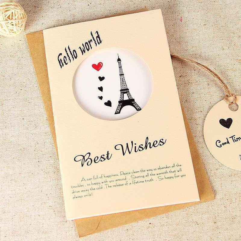 创意卡片表情明信片v卡片贺卡生日贺卡友好信送鼓励加油个性包图图片