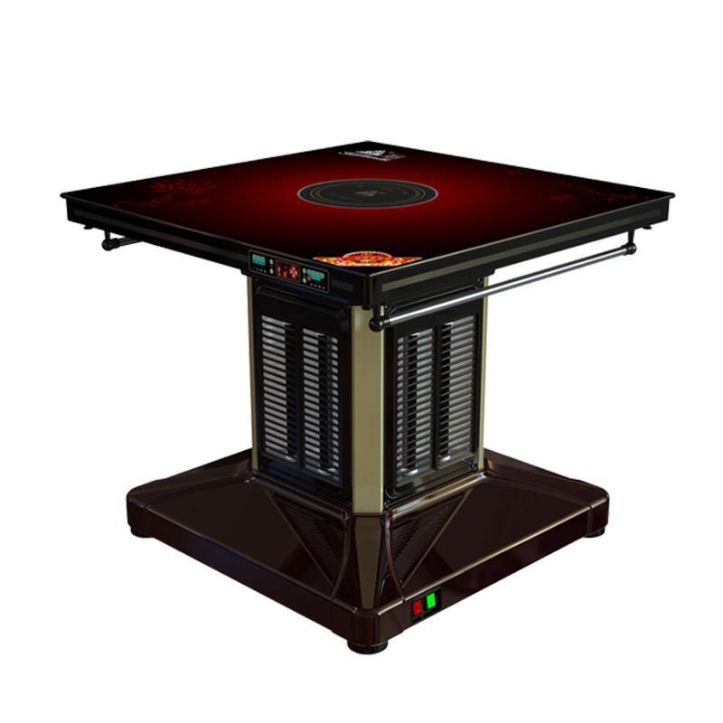 一均电暖炉电暖桌冠军系列65红牡丹烤火炉电暖器家用