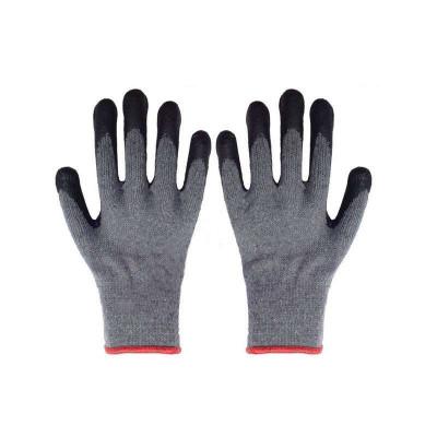 棉纱浸胶手套 劳保涂胶挂胶浸塑 防滑耐磨耐用 工人工作手套 12付装