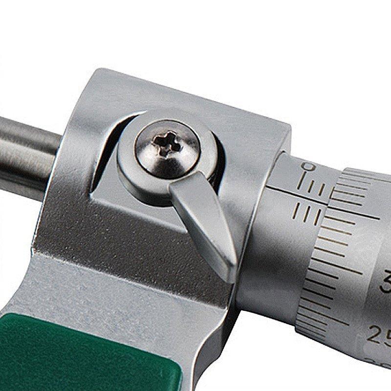 世達工具千分尺 精密測量 螺旋測微器壁厚儀杠桿外徑千分尺卡尺 91533圖片