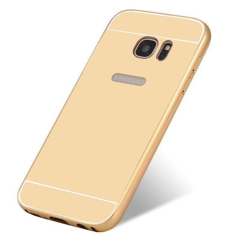三星s7手机壳 三星g9300保护套 三星s7金属边框 薄后盖潮防摔外壳