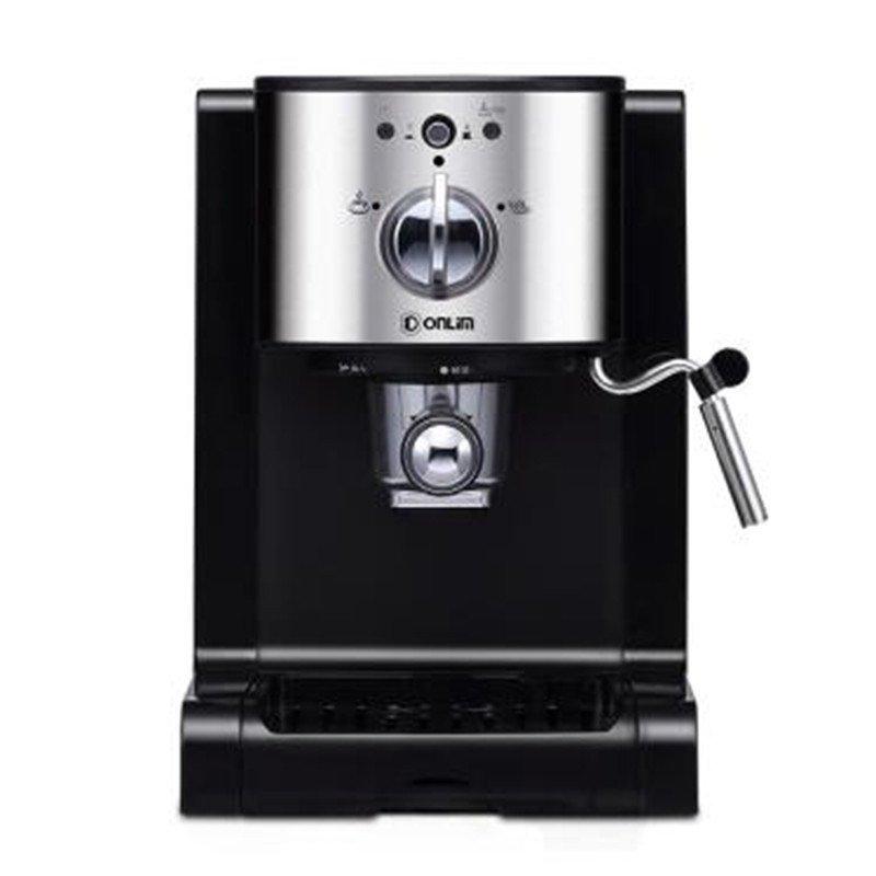 伟嘉电器_Donlim/东菱 DL-KF500意式咖啡机全半自动家用商用胶囊蒸汽易理包 ...
