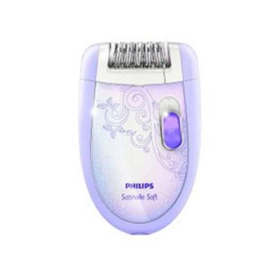 飛利浦(PHILIPS)脫毛儀 剃毛器 刮毛器 脫毛機 女士電動脫毛器 刮毛刀 HP6509/01