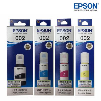 愛普生原裝墨水T002系列 適用L4158 L4168 L6168 L6178 L6198墨水
