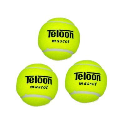 天龍TELOON 正品 初學網球 訓練網球 801 一個