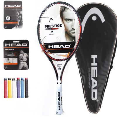 HEAD海德 明星贊助西里奇西蒙L6 XT 新款男子單拍全碳素網球拍