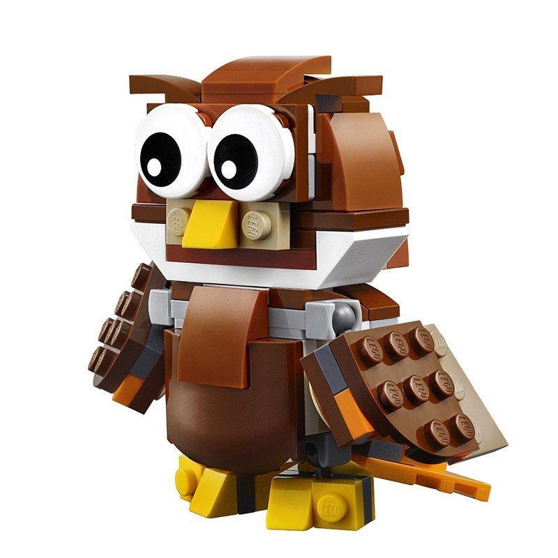 lego/乐高 31044 公园动物 创意三合一系列 早教 拼插