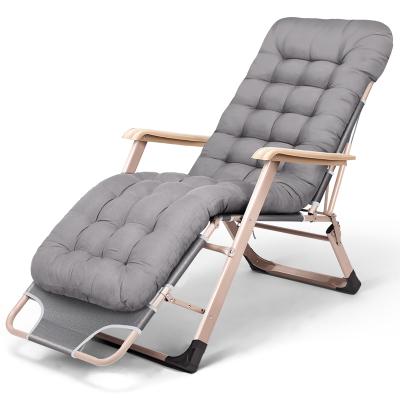 午憩寶 加棉躺椅折疊椅午睡椅 午休床便攜床 辦公室折疊床單人床簡易床行軍床戶外床