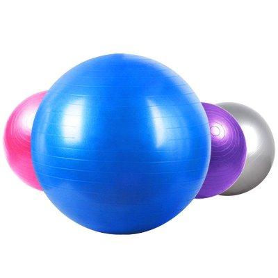 華亞 65cm瑜伽球套裝加厚防爆 減肥瘦身健身器材 孕婦助產分娩球
