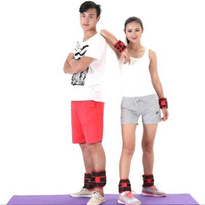 華亞 負重綁腿1kg2kg3kg4kg5kg6公斤綁手腕沙袋沙包內置鐵砂 瘦腿跑步推薦