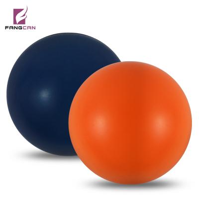 FANGCAN方灿 1克蓝橙双色 初学者壁球 pu海绵球场馆新手训练 入门级 热身壁球 壁球拍训练专用球
