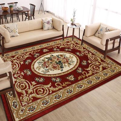 精工地毯 欧曼 欧式宫廷皇宫古典传统家用工艺地毯 客厅沙发茶几卧室