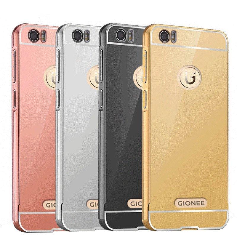 蓝琼 金立s8手机壳保护套金属边框防摔外壳gn9011手机