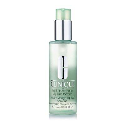 Clinique 倩碧清爽液体洁面皂/洗面奶 200ml 适合油性肤质及偏油性肤质