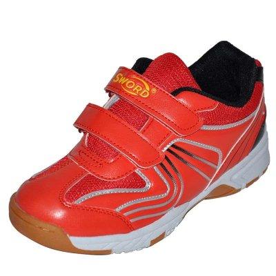 Sword世奧得 兒童/少兒專業乒乓球鞋 SW-14-1 運動鞋 魔術貼