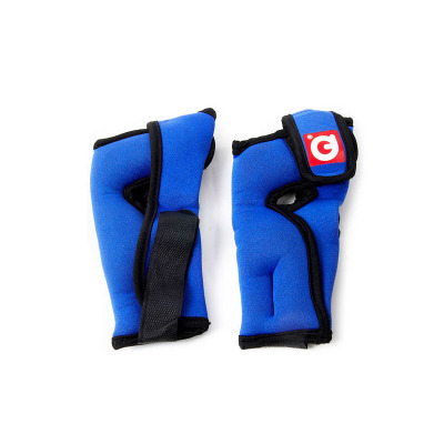 強 力 護掌運動沙袋 鐵砂 負重設備 手套沙袋 保護手掌 0.45*2KG 3113