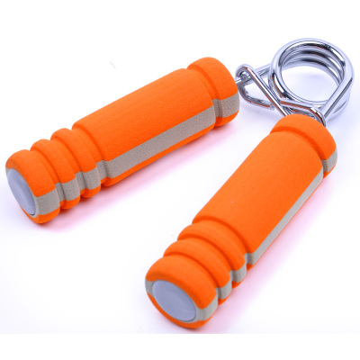 DDM代代美健身器 不銹鋼彈簧握力器 DDM-LP-001 手力器 海綿握力器 單只