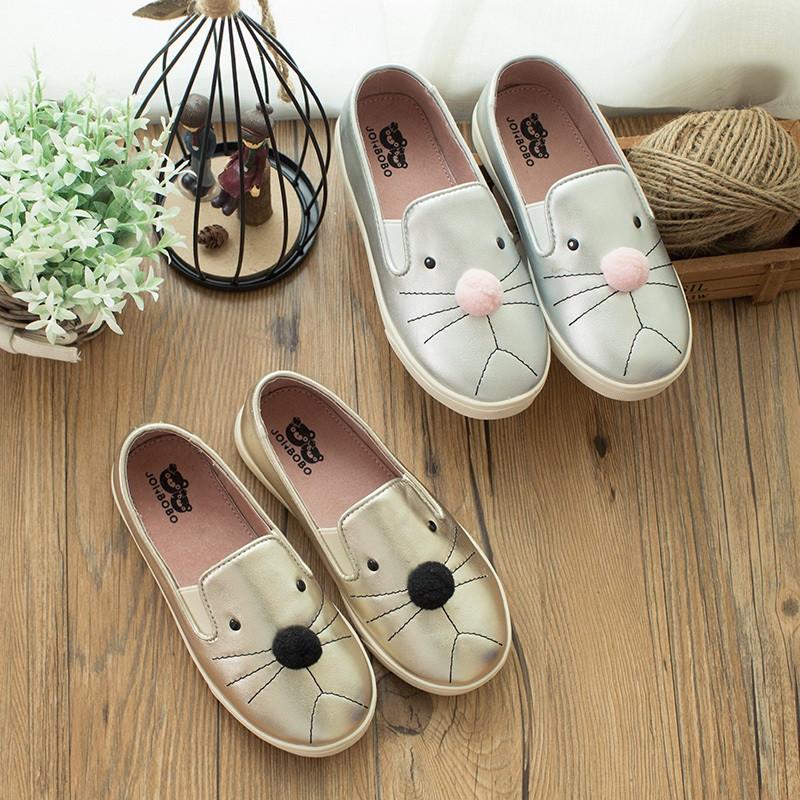 麦宝创玩 童鞋女童皮鞋公主鞋2016韩版新款可爱小女孩
