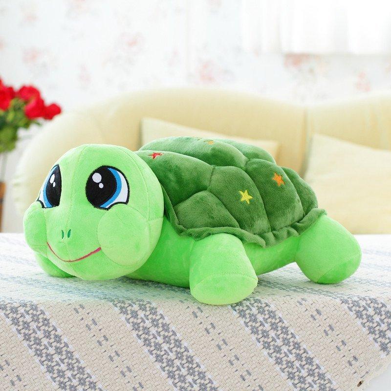 悦达 可爱个性大眼睛乌龟公仔小海龟毛绒玩具创意礼品
