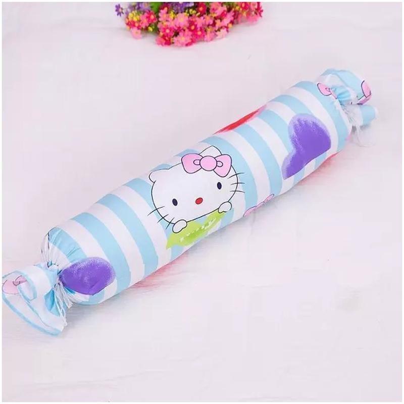 悦达 糖果抱枕大长型圆柱枕卡通可爱长条抱枕芯 腰枕靠垫枕头布艺长枕