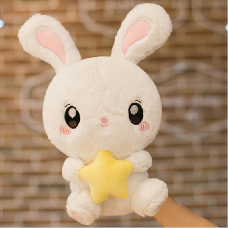 中天乐药膳礼物抱枕可爱小玩偶生日兔子女儿童玩具公仔兔毛绒玩具兔金线莲白兔图片
