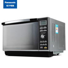 Panasonic松下微波炉NN-GF599MXPE(银色)