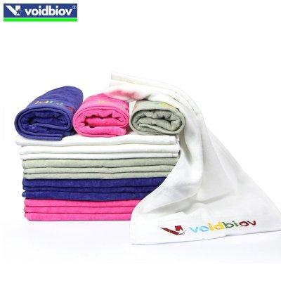 voidbiov威德博威正品運動加長毛巾 羽毛球毛巾跑步吸汗面巾 柔軟舒適吸水通用運動毛巾