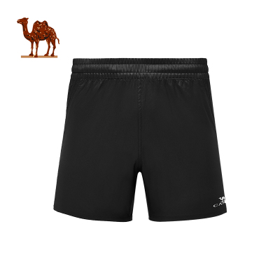 CAMEL骆驼户外运动短裤 2019春夏新款男款健身休闲跑步健身梭织运动短裤