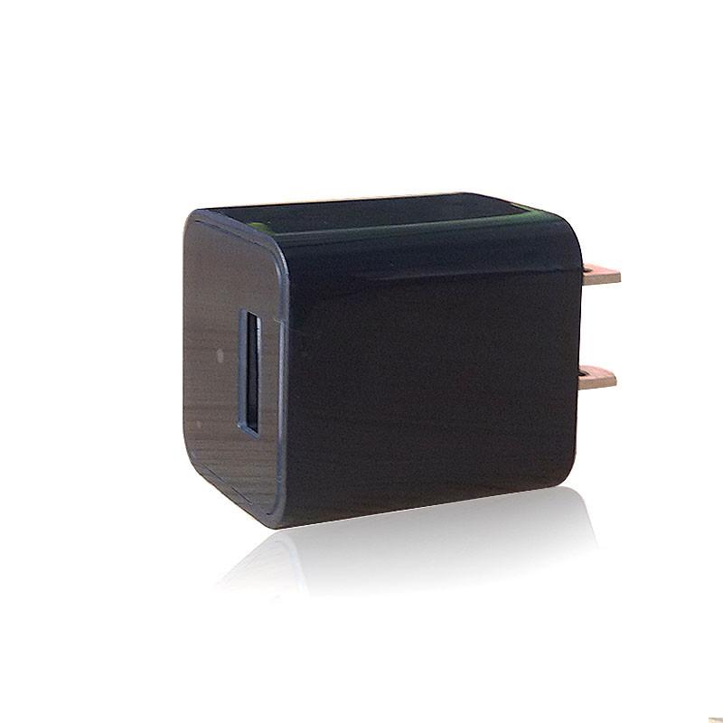 萌客 迷你室内微型手机usb无孔充电插座头摄像机 无线隐形监控摄像头