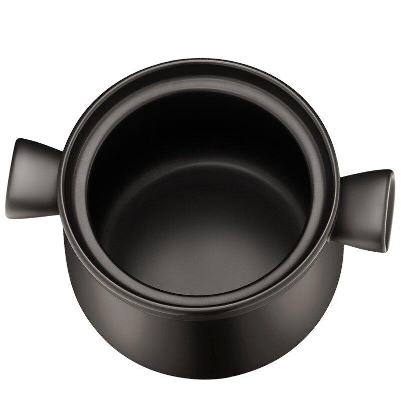 苏泊尔炊具3.5升灵芝陶瓷煲汤煲新陶养生煲燃气明火专用eb35at01鹅肉能和砂锅一起吃吗图片