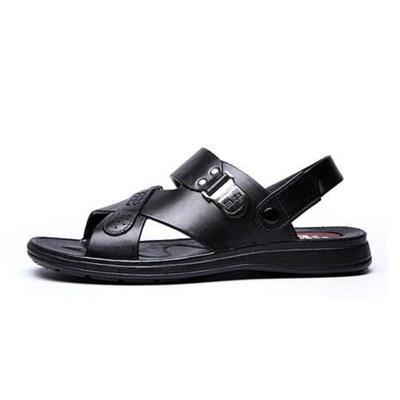 回力涼鞋男款耐磨涼拖鞋時尚舒適沙灘鞋子男士百搭休閑鞋兩用鞋