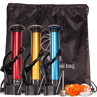 籃球充氣設備星火四件套XH-108 (專用包、氣針、球網兜、打氣筒) 籃球配套周邊裝備 足球 排球充氣