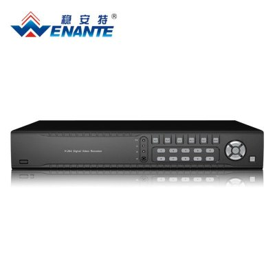 稳安特 云h.264 16路硬盘录像机 DVR/NVR/XVR 16路1080P高清 监控主机 手机远程