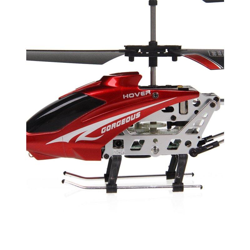 环奇857d迷你合金遥控飞机直升机 儿童玩具飞机 摇控直升飞机耐摔充电