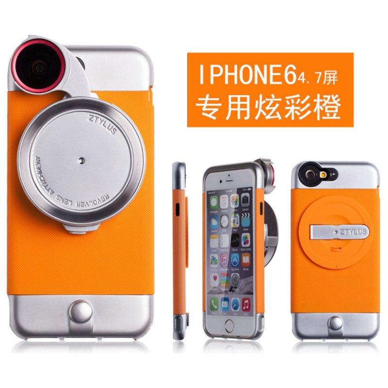 ztylus思拍乐iphone6/plus苹果5/5S特效小米镜头手机手机8v苹果5季网吗图片