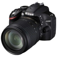 尼康 数码单反相机 D3200(AF-S DX18-105mm f/3.5-5.6G ED VR 防抖镜头)