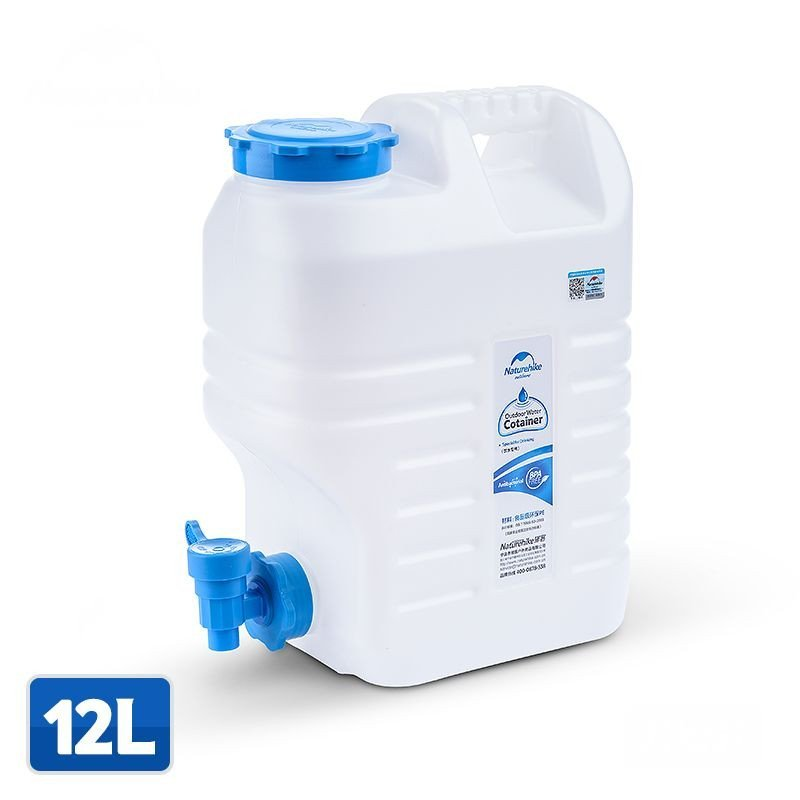 nh自驾游储水桶pe食品级户外矿泉水桶储水箱纯净水桶